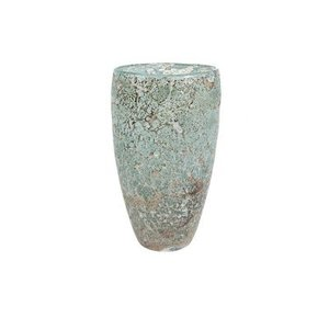 Rozen.nl Vase Aya eivormig Ice green