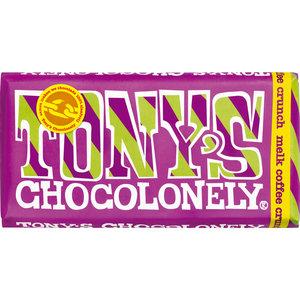 Rozen.nl TONY'S CHOCOLADE Coffee crunch