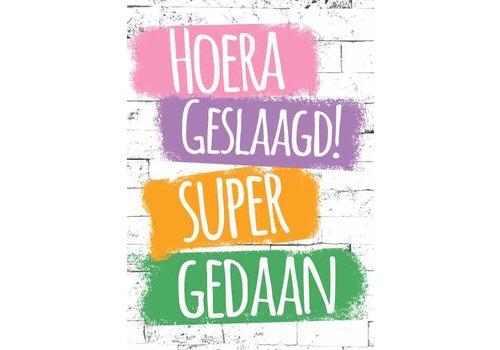 Rozen.nl Graduated card