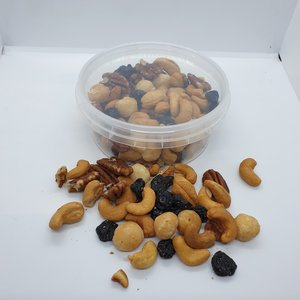 rozen.nl Macadamia mix met bosbessen