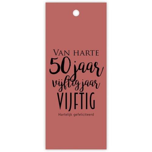 Rozen.nl Van harte 50 jaar kaartjes