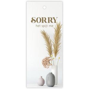rozen.nl Card - Sorry