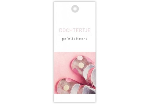 rozen.nl Card - Baby girl