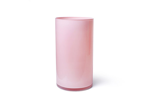 rozen.nl Vase Arthur Pink H30 D16