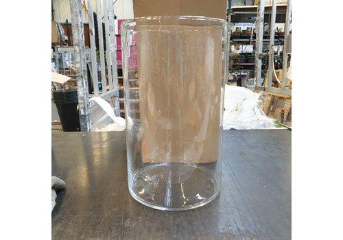 Rozen.nl Vaas  Cylinder 35cm 25cm diameter - BASIC