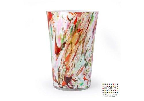 rozen.nl Vaas Conic H35 Cold Cut Mixed colours