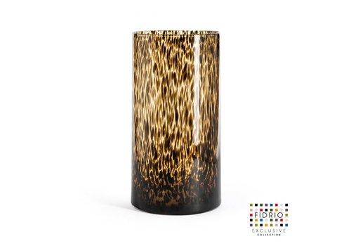 rozen.nl Vase Cilinder H38 D20 Tiger