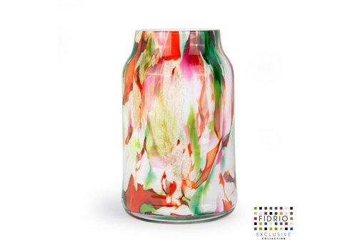 rozen.nl Vaas Bloom Large H30 Mixed Colours