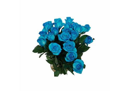 Rozen.nl Vendela - Hell blaue rosen - 100 stucks