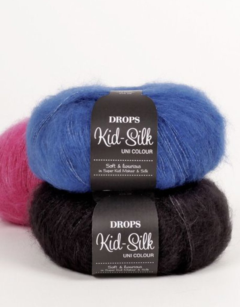 Drops Kid Silk Wolle & Garn