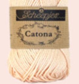 Scheepjes Catona 10 gram   - 255 Nude - 10 bollen voor