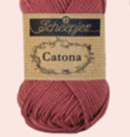 Scheepjes Catona 10 Gram  -  396 Rose Wine