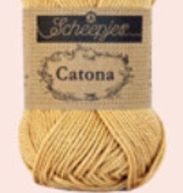 Scheepjes Catona 10 gram  - 179 Topaz - 10 bollen voor
