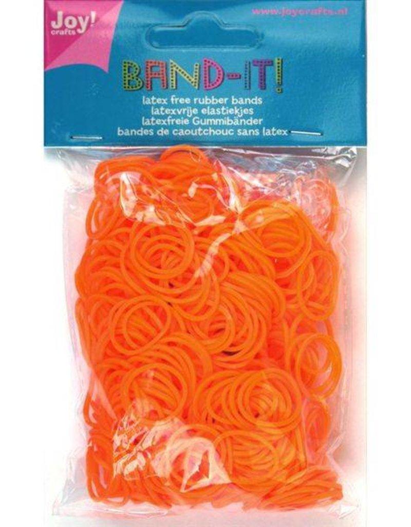 Band - It Elastiekjes 600 stuks. Oranje