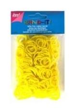 Band - It Elastiekjes 600 stuks. geel