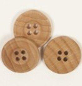 Drops Button Oak 25mm / 502