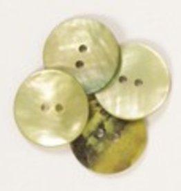 Drops Knoop Rond (groen) 20mm / 611