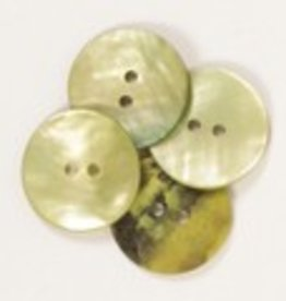 Drops Round Button (green) 20mm / 611