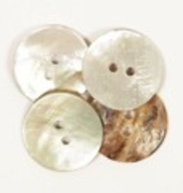 Drops Curved-Taste (weiß) 20 mm / 522