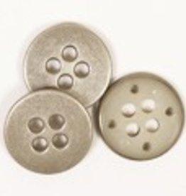 Drops Runder Knopf (Stahl) 23 mm / 542