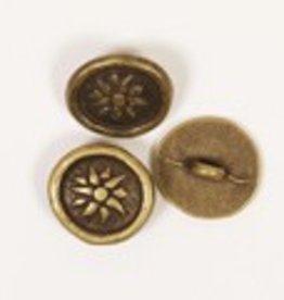 Drops Verdeckte Knopf (Inca) 15mm / 531