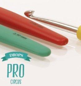 Drops Drops Pro Circus crochet hooks