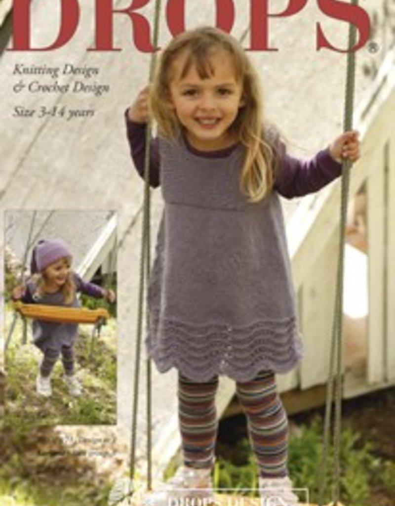 Drops Strickbuch Kinder 23