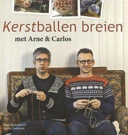 Arne and Carlos knitting Christmas balls
