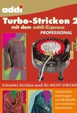 Addi Strickbuch II Turbostricken -