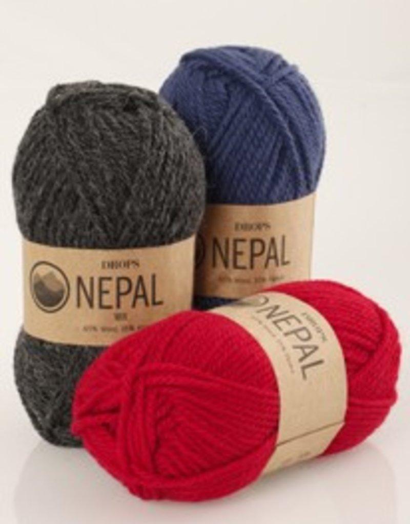 Drops Nepal Wol & Garen