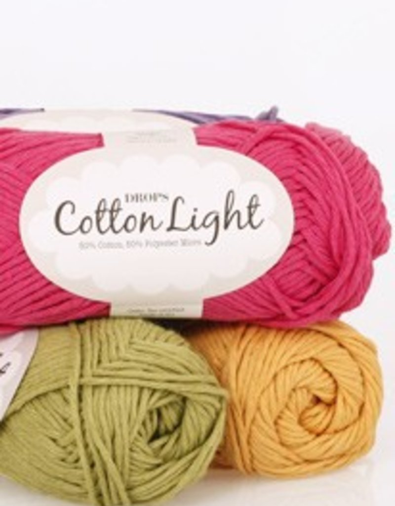 Drops Cotton Light Wolle & Garn