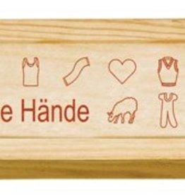 Addi Addi Holzbox für Häkelnadeln
