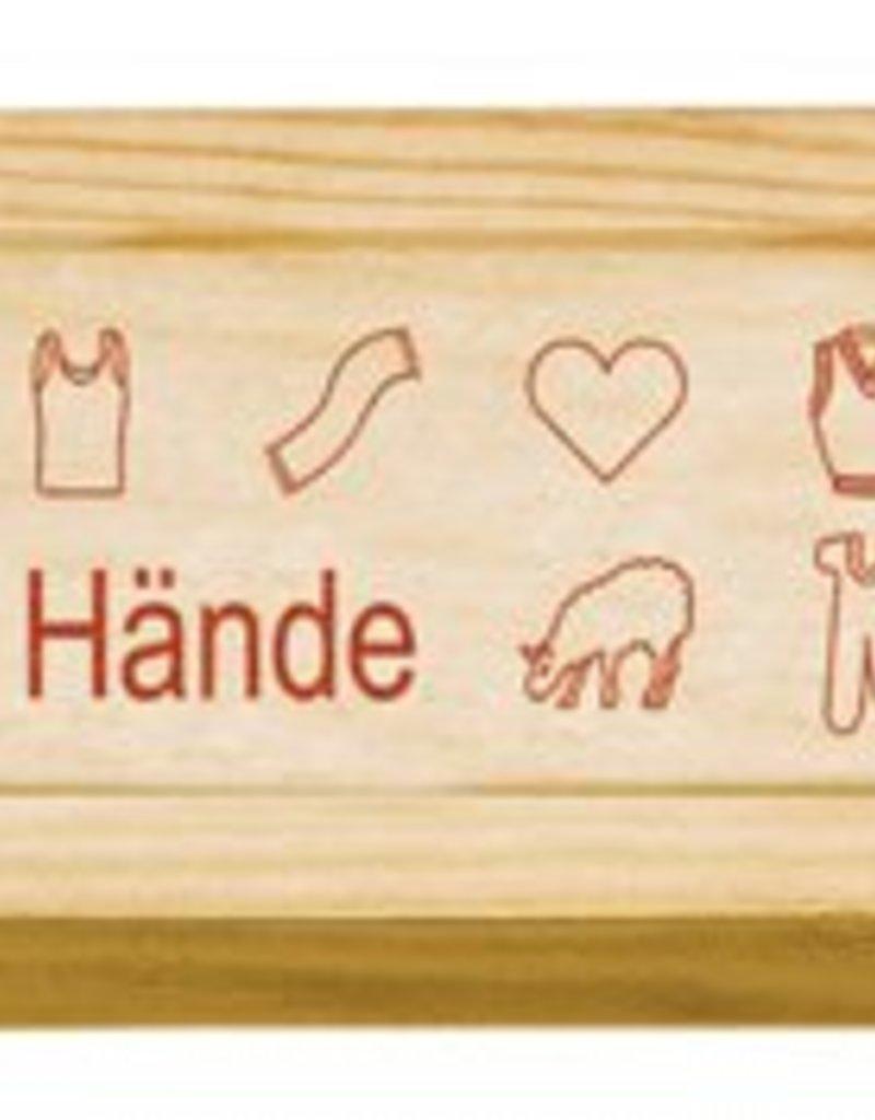 Addi Houten Haaknaalden doos
