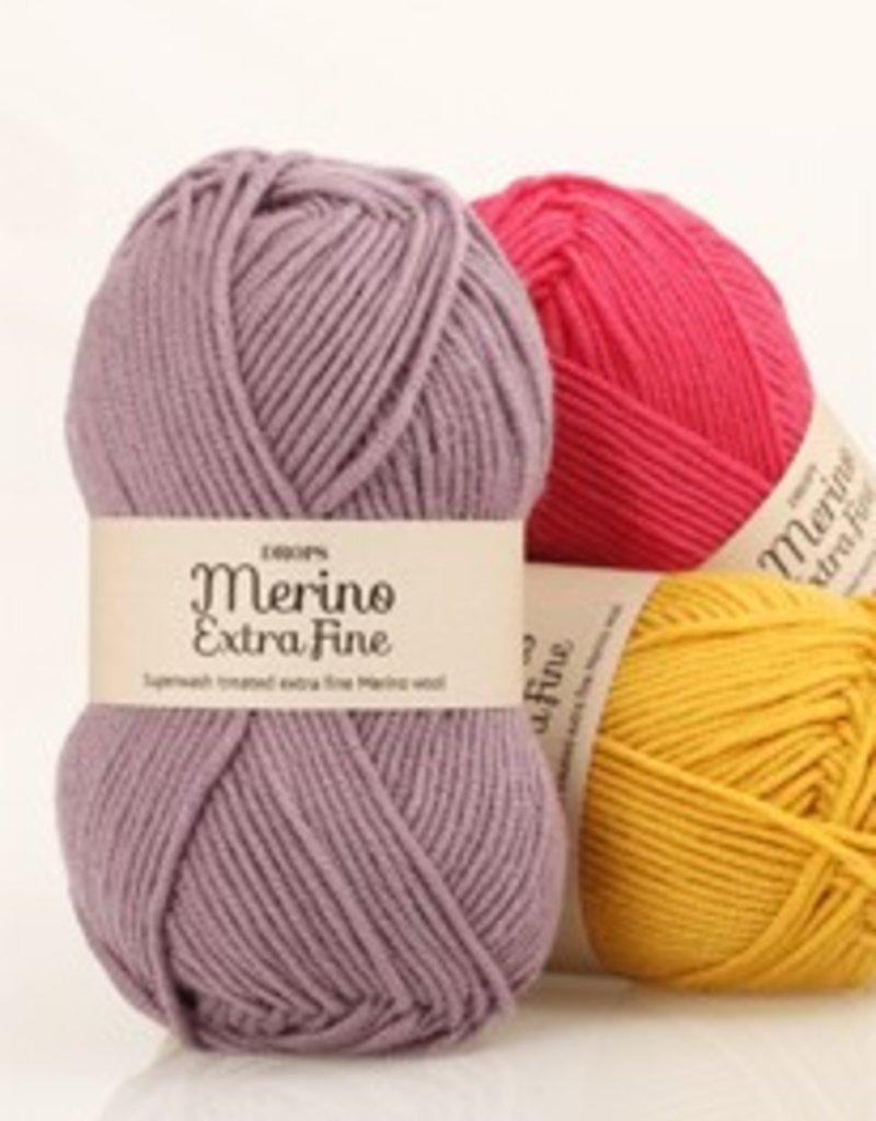 Drops Merino Extra Fine Wol & garen