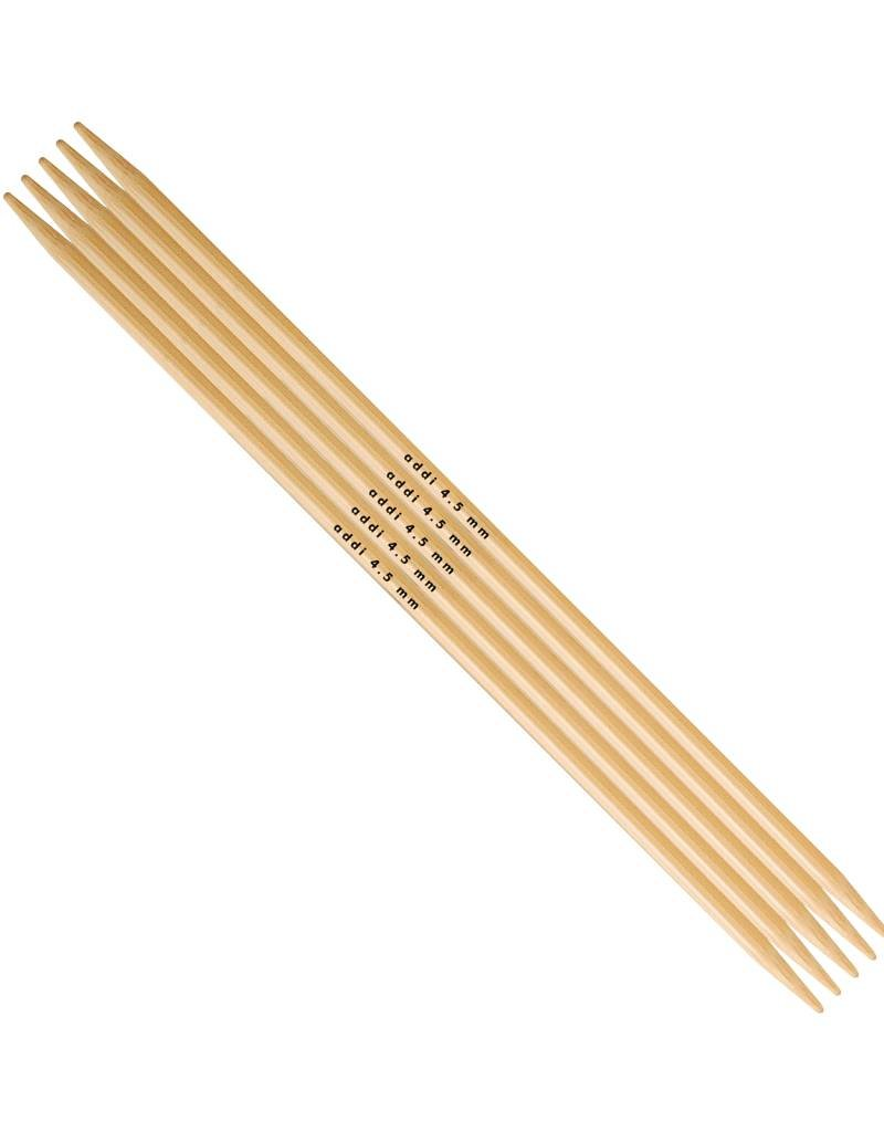 Addi bamboo socks needles