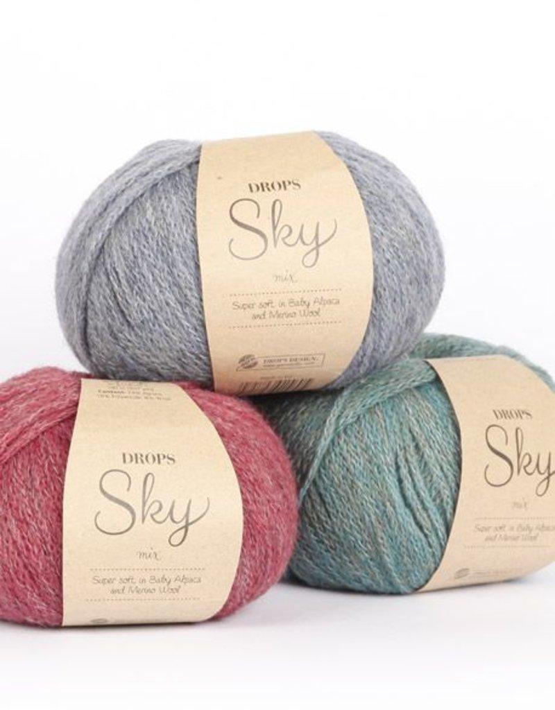 Drops Sky Wool & Yarn