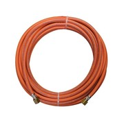"Eurom Gas connection hose, 5 meters, 3/8"" couplings"