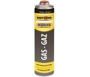 Hozelock Cartouche gaz 600 ml / 330 grammes pour brûleur de mauvaises herbes