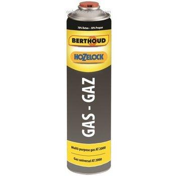 Hozelock Flasche 600 ml / 330 Gramm Gas kann für Gaskartusche Unkrautbrenner