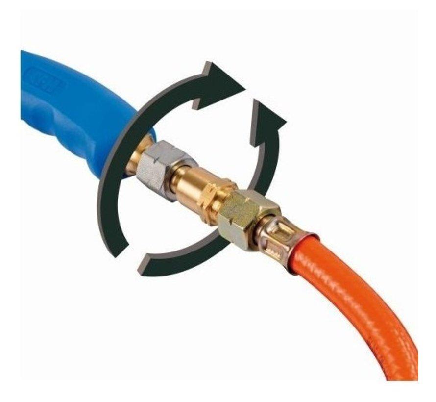 Protection anti-torsion CFH VS120 contre la rotation des tuyaux de gaz