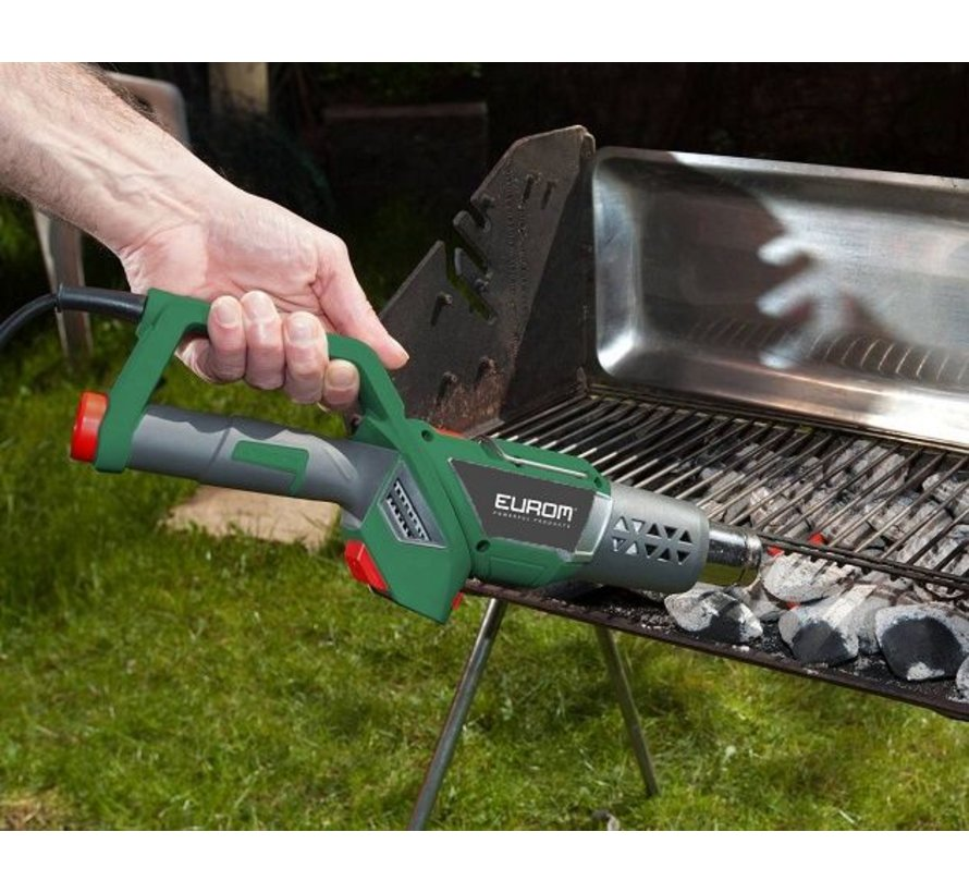 3 in 1 Electric weed burner / BBQ lighter and paint stripper, 2000 watts