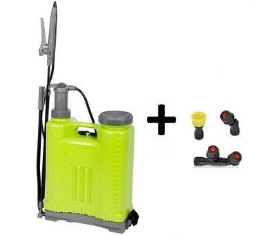 Kinzo Backpack pressure / weed sprayer, 18 litres