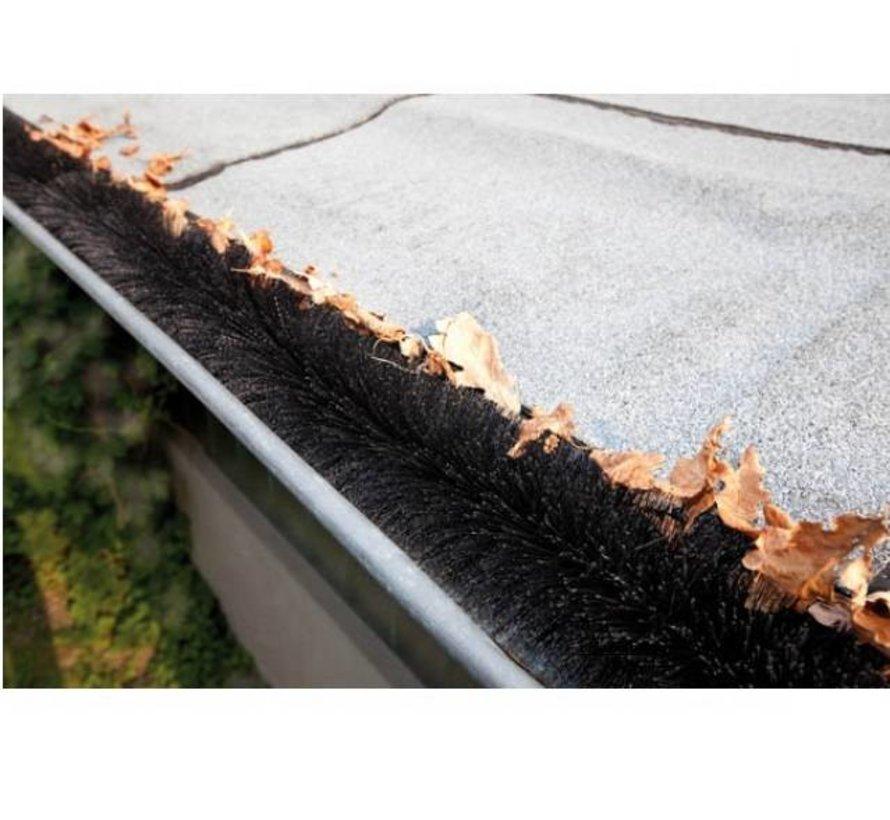 Roof gutter Hedgehog 4 meters - Prevents blocked gutter!