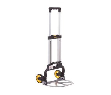Stanley Foldable transport trolley, 70 kg load capacity