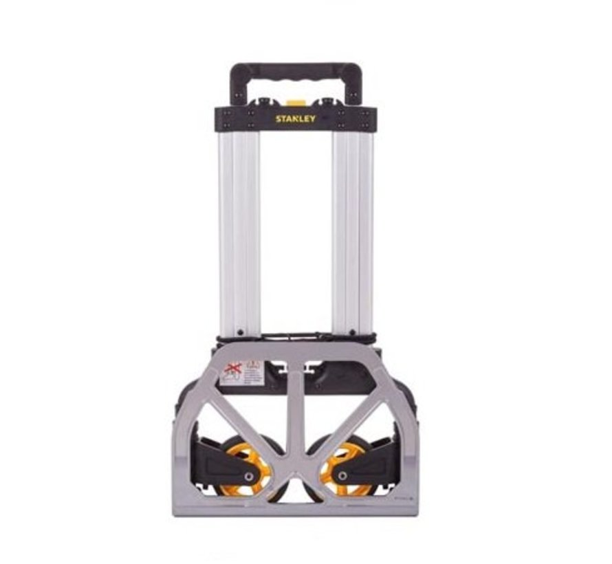 Chariot trolley diable pliant Stanley charge 70 kg