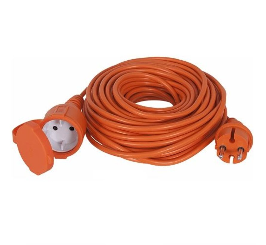 20 meters extension cable - extension cable max. 2500 watts