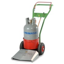 ThermHIT 45 weed burner on gas 45 cm.