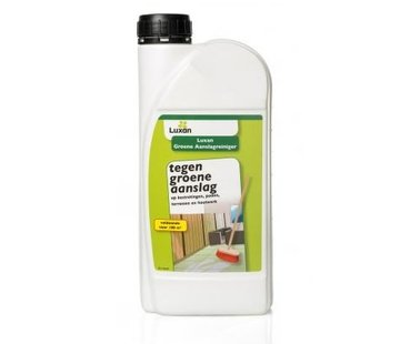 Luxan green scale cleaner - remove 1 liter for 100 m2