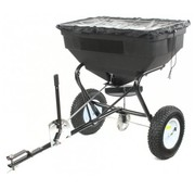 Turfmaster trailed spreader - fertilizer spreader max. 56 kg.