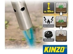 Kinzo gas onkruidbrander
